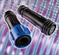 10 Pole IP68 Connector Rated 10A 250V