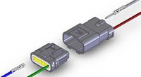 New Waterproof Connector System offers Low Cost and Flexible Wiring Option